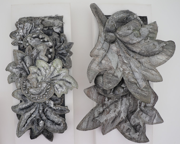 Acanthus Leaves 1 and 2 by DC